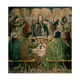 The Last Supper, 15th Century Giclee Print by Jaume Huguet