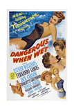 Dangerous When Wet, 1953, Directed by Charles Walters Giclee Print