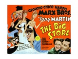 The Big Store, 1941, Directed by Charles Reisner Giclee Print
