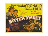 Bitter Sweet, 1940, Directed by W. S. Van Dyke Giclee Print