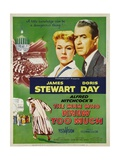 The Man Who Knew Too Much, 1956, Directed by Alfred Hitchcock Giclee Print