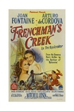 Frenchman's Creek, 1944, Directed by Mitchell Leisen Giclee Print