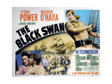 "Rafael Sabatini's the Black Swan, 1942, ""The Black Swan"" Directed by Henry King Giclee Print"