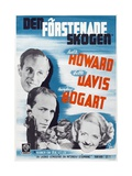 The Petrified Forest, 1936, Directed by Archie Mayo Giclee Print