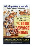 The Long Voyage Home, 1940, Directed by John Ford Giclee Print
