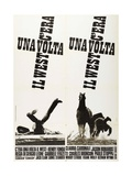 "Once Upon a Time In the West, 1968, ""C'era Una Volta Il West"" Directed by Sergio Leone Giclee Print"