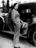 Marlene Dietrich, 1935 - Fotografik Baskı