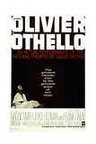 Othello, 1965, Directed by Stuart Burge Giclee Print