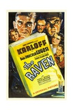 The Raven, 1935, Directed by Lew Landers Giclee Print