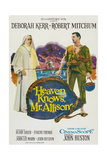 Heaven Knows, Mr. Allison, 1957, Directed by John Huston Giclee Print