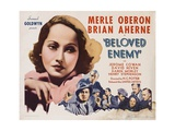 Beloved Enemy, 1936, Directed by H. C. Potter Giclee Print