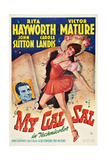 My Gal Sal, 1942, Directed by Irving Cummings Giclee Print