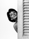 "Sophia Loren. ""Houseboat"" 1958, Directed by Melville Shavelson Photographic Print"