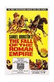 The Fall of the Roman Empire, 1964, Directed by Anthony Mann Giclee Print