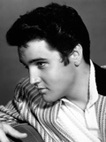 Elvis Presley, 1958 Photographic Print