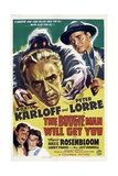 The Boogie Man Will Get You, 1942, Directed by Lew Landers Giclee Print