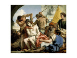 The Crown of Thorns, 1772, Italian School Giclee Print by Giovanni Domenico Tiepolo