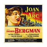 "Joan of Lorraine, 1948, ""Joan of Arc"" Directed by Victor Fleming Giclee Print"
