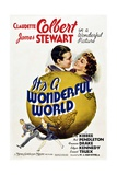 It's a Wonderful World, 1939, Directed by W. S. Van Dyke Giclee Print
