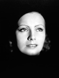 "Greta Garbo. ""The Kiss"" 1929, Directed by Jacques Feyder Photographic Print"