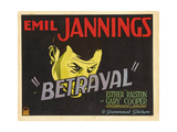 Betrayal, 1929, Directed by Lewis Milestone Giclee Print
