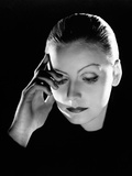 "Greta Garbo. ""Mata Hari"" 1931, Directed by George Fitzmaurice Fotografisk tryk"