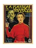 The Mask of Fu Manchu, 1932, Directed by Charles Vidor, Charles J. Brabin Giclee Print