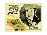 The Big Parade, 1925, Directed by King Vidor Giclee Print