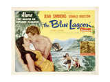 The Blue Lagoon, 1949, Directed by Frank Launder Giclee Print