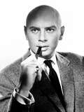 Yul Brynner, 1957 Photographic Print