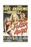 Fallen Angel, 1945, Directed by Otto Preminger Giclee Print