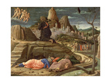 Agony In the Garden, 1431, Italian School Giclee Print by Andrea Mategna