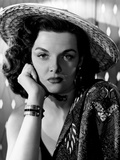 "Jane Russell. ""Macao"" 1952, Directed by Josef Von Sternberg Photographic Print"