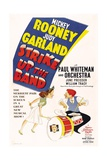 Strike Up the Band, 1940, Directed by Busby Berkeley Giclee Print