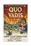 Quo Vadis, 1951, Directed by Mervyn Leroy Giclée-Druck