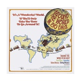 "Around the World In 80 Days, 1956, ""Around the World In Eighty Days"" Directed by Michael Anderson Giclee Print"