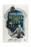 Night And the City, 1950, Directed by Jules Dassin Giclee Print