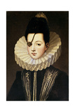 Ana De Mendoza, Princess of Eboli, 16th Century, Spanish Renaissance Giclee Print by Alonso Sanchez Coello