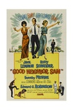Good Neighbor Sam, 1964, Directed by David Swift Giclee Print
