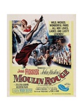 Moulin Rouge, 1952, Directed by John Huston Giclee Print