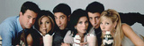 Friends Milkshakes Television Poster Photo