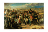 The Surrender of Baile', 1864 Giclee Print by Jose Casado Del Alisal