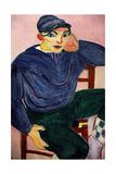 """""""The Young Sailor Ii"""" 1906 Giclee-trykk av Henri Matisse"""