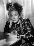 "Marlene Dietrich. ""Seven Sinners"" 1940, Directed by Tay Garnett Photographic Print"