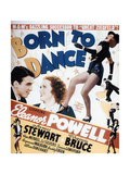 Born To Dance, 1936, Directed by Roy del Ruth Giclée-tryk