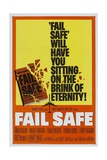Fail Safe, 1964, Directed by Sidney Lumet Giclee Print