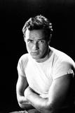"Marlon Brando. ""A Streetcar Named Desire"" 1951, Directed by Elia Kazan Fotografiskt tryck"