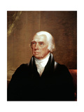 James Madison, Fourth President of Usa Giclee Print by Chester Barding