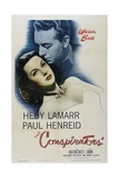 The Conspirators, 1944, Directed by Jean Negulesco Giclee Print