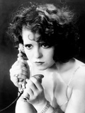 "Clara Bow. ""The Wild Party"" 1929, Directed by Dorothy Arzner Photographic Print"